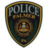 Palmer Township Police Department Badge